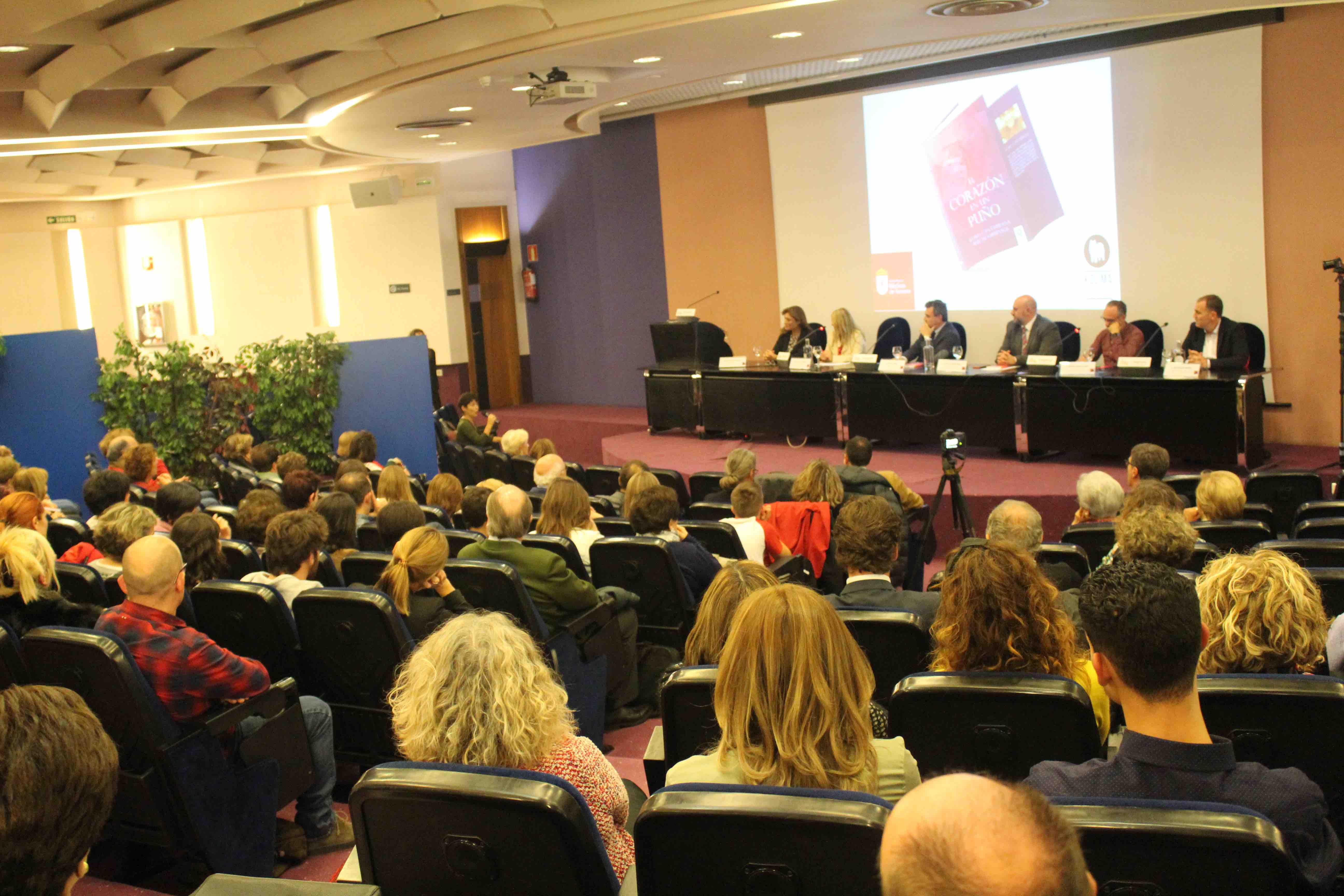 Presentación Colegio de Médicos de Pamplona. 7 de Noviembre de 2018